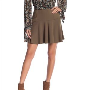 Free People Highlands Skirt NWT
